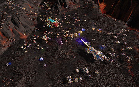Ashes of the Singularity Vulkan
