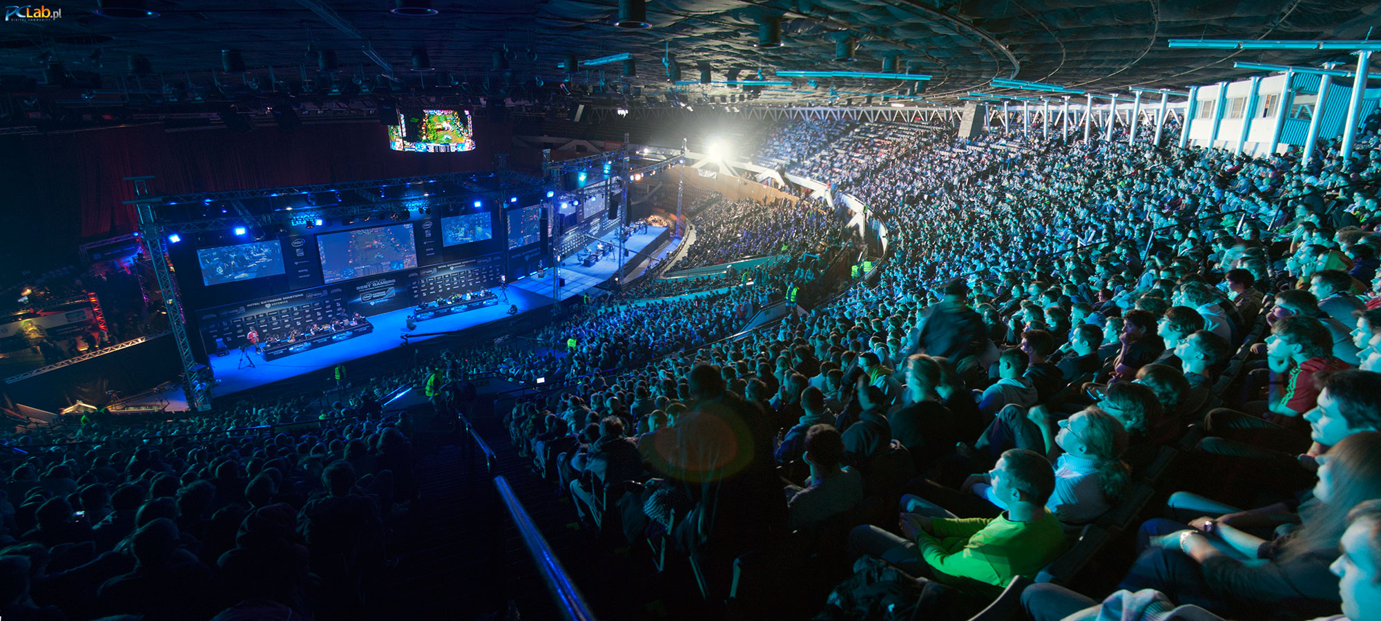 intel extreme masters lol