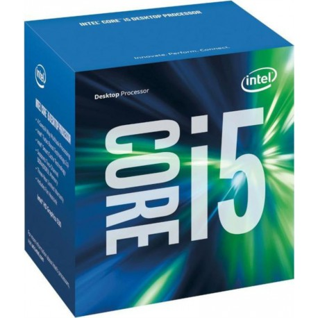Intel Core i5-6600, i5-6500 oraz i5-6400 (box)