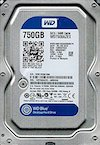 Western Digital Blue 750 GB